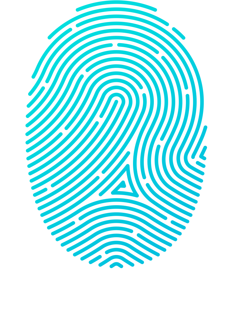 fingerprint mark